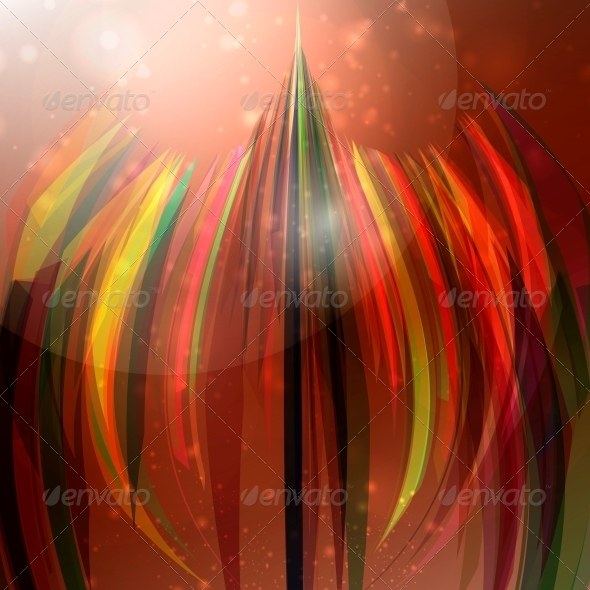 Abstract Vector Background eps10 - Abstract Conceptual