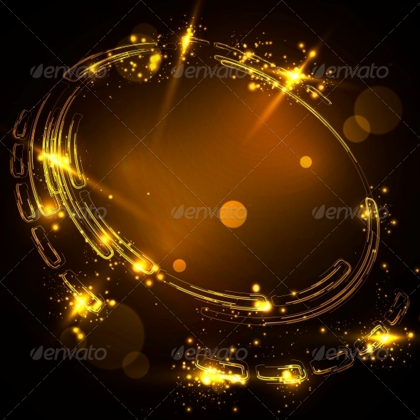 Abstract Vector Background. - Abstract Conceptual