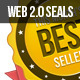 Premium Web 2.0 Seals