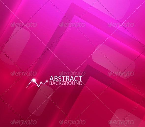 Vector Abstract Geometric Background - Backgrounds Decorative
