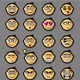 Emoticons Version 2 - GraphicRiver Item for Sale