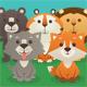 Funny Mascot Animal Predator - GraphicRiver Item for Sale