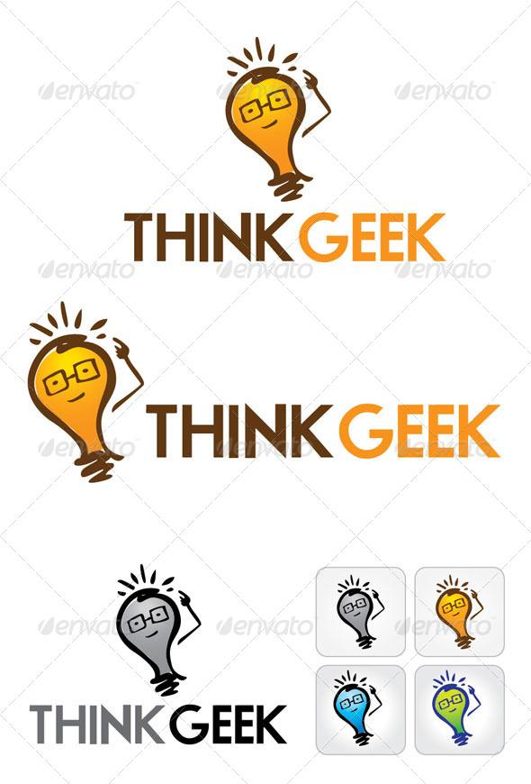Think Geek Logo - Logo Templates