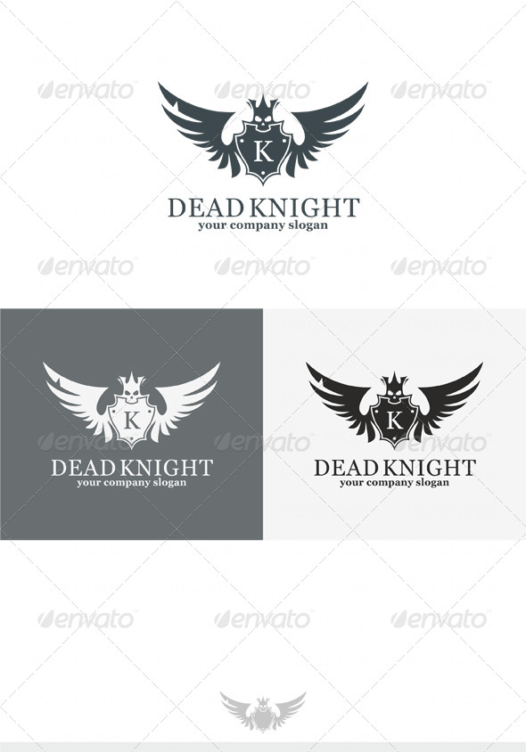 Dead Knight Logo - Crests Logo Templates