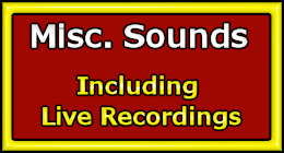 Misc. Sounds