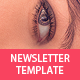 Loretta Ecommerce Newsletter Template - GraphicRiver Item for Sale