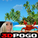 3D Crab Tropical Corporate Display - VideoHive Item for Sale
