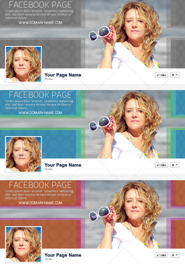 FB Timeline Cover 001 - Facebook Timeline Covers Social Media