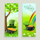 Set of St. Patricks Day Cards - GraphicRiver Item for Sale