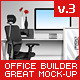 Office Builder 3 - Great Mockup Pack