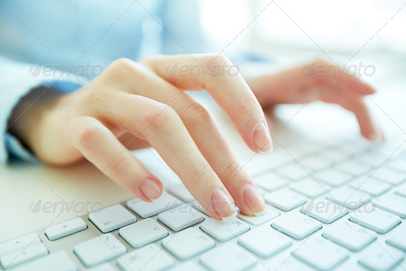 Office woman - Stock Photo - Images