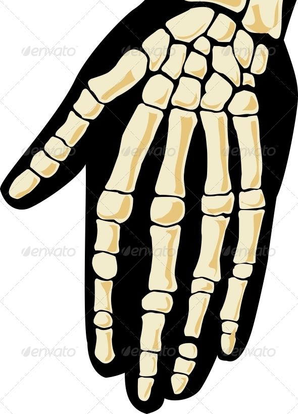 Hand - Health/Medicine Conceptual