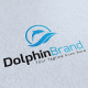 Dolphin Brand Logo Template - GraphicRiver Item for Sale