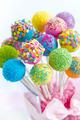 Cake pops - PhotoDune Item for Sale