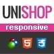 Unishop - Responsive osCommerce Theme - ThemeForest Item for Sale