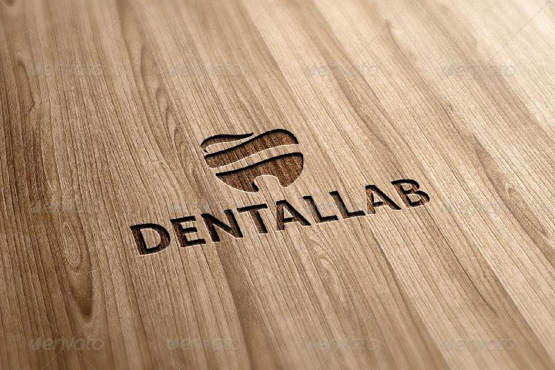 Dental Lab Logo by FoxxelGraphics   GraphicRiver