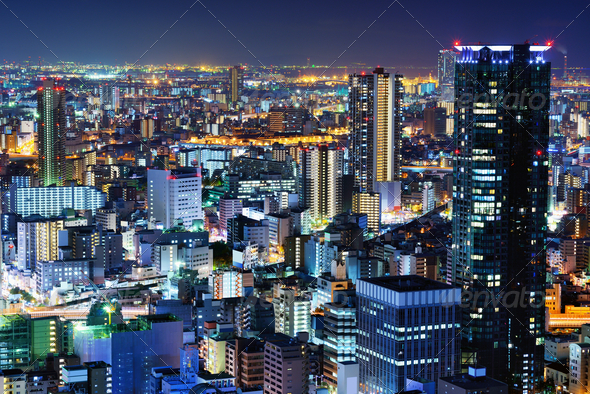 Modern Cityscape - Stock Photo - Images