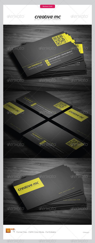 Corporate Business Cards 299 - Corporate Business Cards