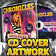Chronicles CD Album Cover Artwork - GraphicRiver Item for Sale