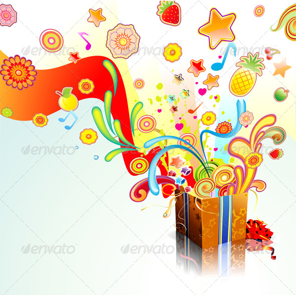 Surprise - Seasons/Holidays Conceptual