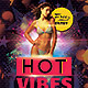 Hot Party Flyer - GraphicRiver Item for Sale