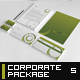 Circle Point - Corporate identity - GraphicRiver Item for Sale