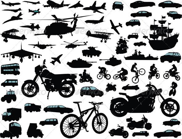 Transportation - Travel Conceptual