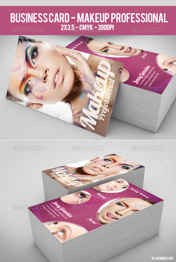 Charming Facial Business Cards Pictures Inspiration - Business Card ...