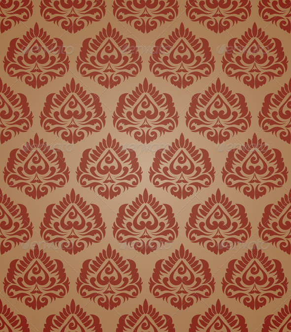 Pattern Spades - Patterns Decorative