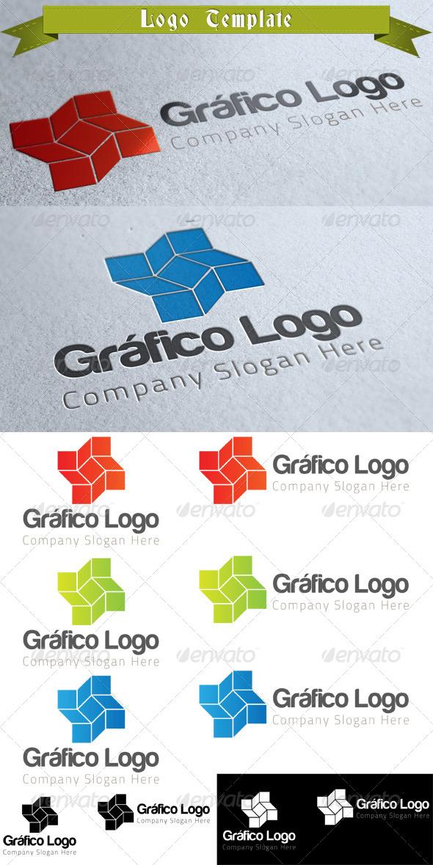 Grafico Logo Template - Vector Abstract