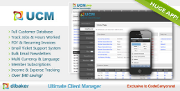 Ultimate Client Manager - Highly Recommended CRM Software