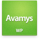 Avamys - Retina Ready Business Wordpress Theme