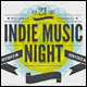 Indie Music Night Flyer / Poster - GraphicRiver Item for Sale