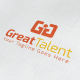 Great Talent Logo - GraphicRiver Item for Sale