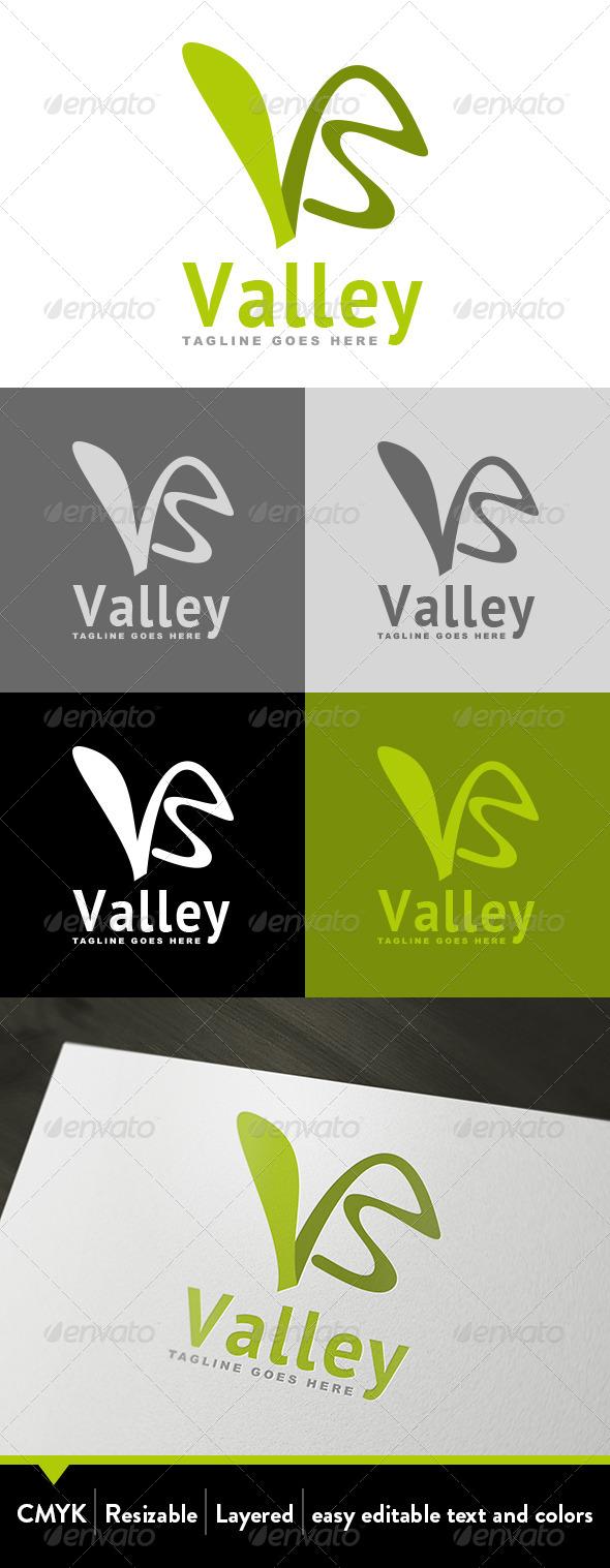 Valley Logo - Nature Logo Templates