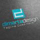 Dimarta Design Logo Template - GraphicRiver Item for Sale