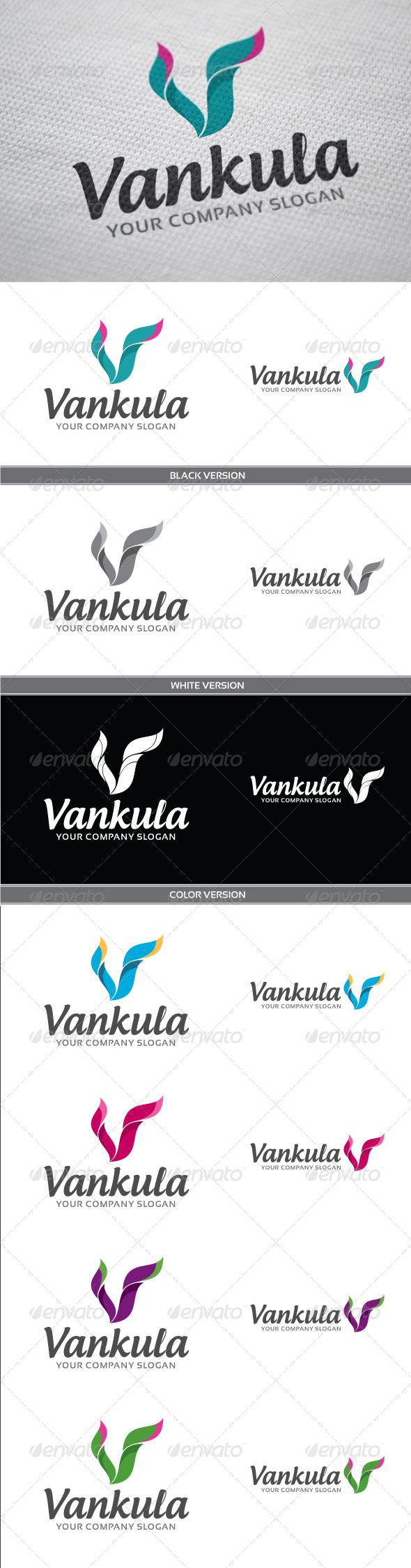 Vankula - Letters Logo Templates