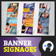 Fitness Banner Signage 1 - GraphicRiver Item for Sale