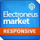 Electronics Store Magento Theme - High-tech, Computers, Laptops, Cameras, Cell phones | Electronues Nulled