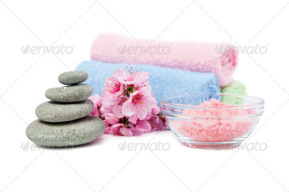 Spa background - Stock Photo - Images