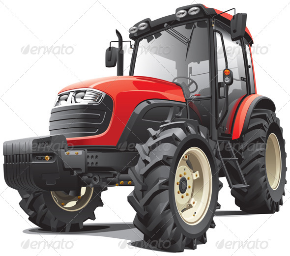 Red Tractor - Industries Business