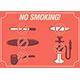 No Smoking Sign - GraphicRiver Item for Sale