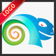 Cameleon Logo - GraphicRiver Item for Sale
