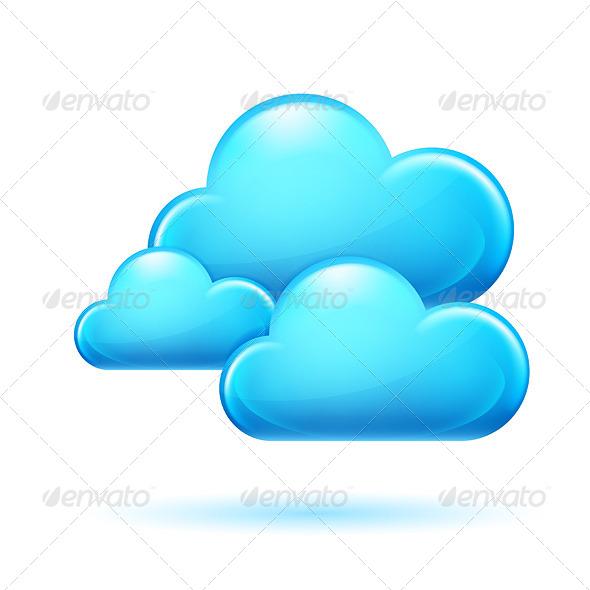 Clouds - Decorative Vectors
