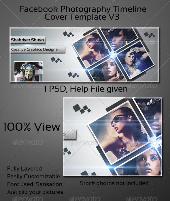 Photography Timeline Cover V3 - Facebook Timeline Covers Social Media