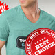 Professional V T-Shirt Men - GraphicRiver Item for Sale