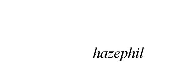 Hazephil banner