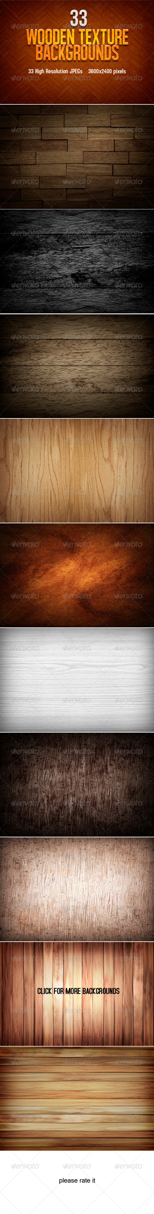 Wooden Texture Backgrounds