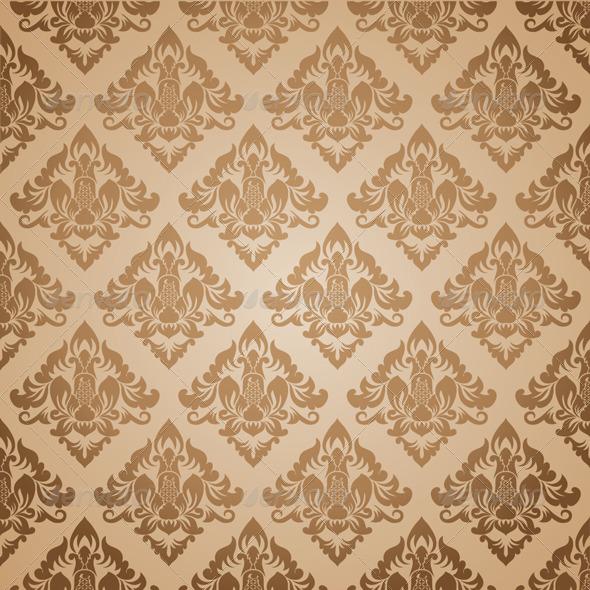 Pattern Flower - Patterns Decorative
