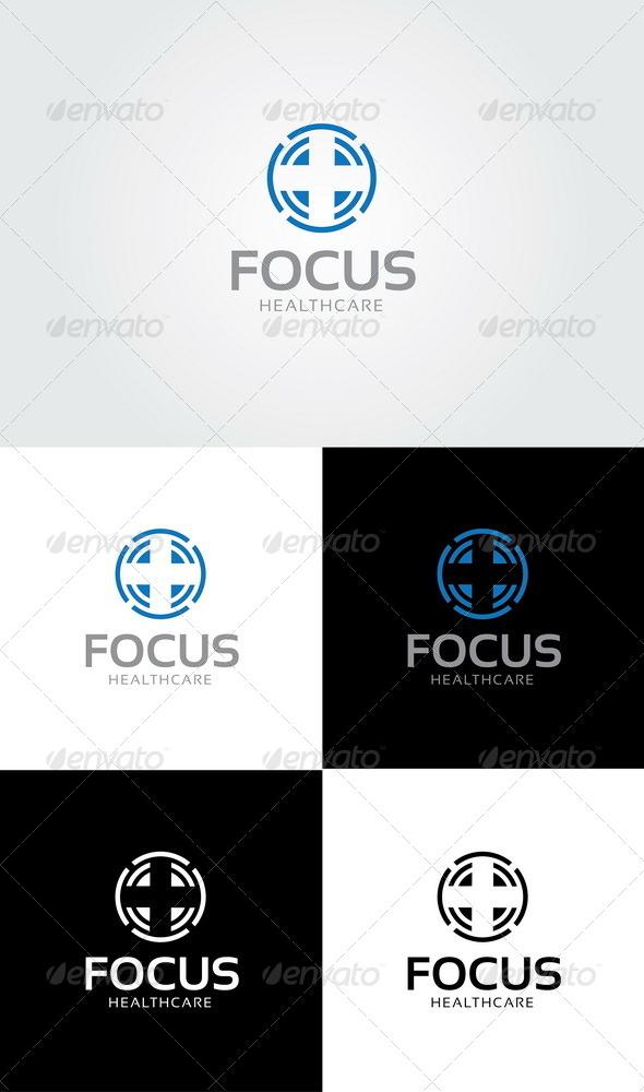 Focus Healthcare Logo - Symbols Logo Templates